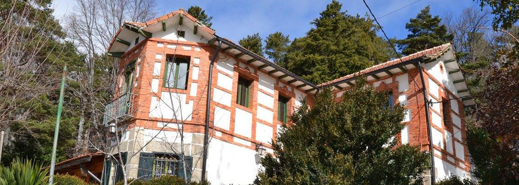 Casa Rural Sierra De Madrid - Diseños Arquitectónicos - Mimasku.com