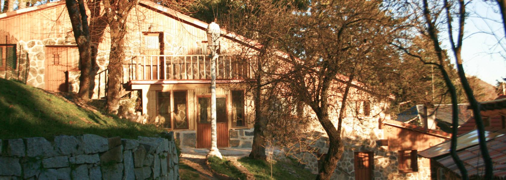 Los Castaños, casa rural en Cercedilla (Madrid)